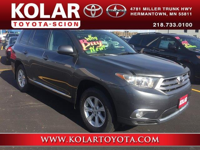 2012 Toyota Highlander Base AWD Base 4dr SUV for Sale in ...