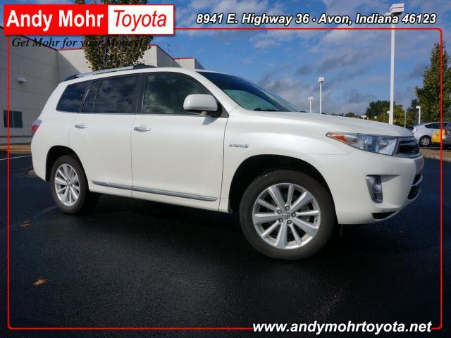 2012 Toyota Highlander Hybrid Avon, IN