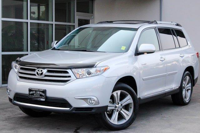 2012 toyota highlander limited awd limited 4dr suv for sale in bellevue washington classified. Black Bedroom Furniture Sets. Home Design Ideas