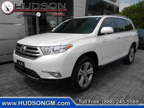 2012 toyota highlander limited sport utility 4d for sale in poughkeepsie new york classified. Black Bedroom Furniture Sets. Home Design Ideas