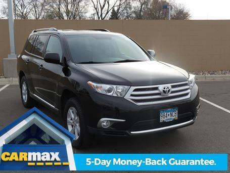 2012 toyota highlander se awd se 4dr suv for sale in minneapolis minnesota classified. Black Bedroom Furniture Sets. Home Design Ideas