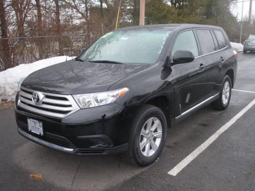 2012 toyota highlander suv awd for sale in new hampton new york classified. Black Bedroom Furniture Sets. Home Design Ideas