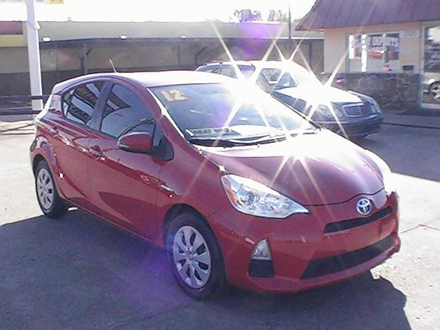 2012 Toyota Prius c Four Four 4dr Hatchback