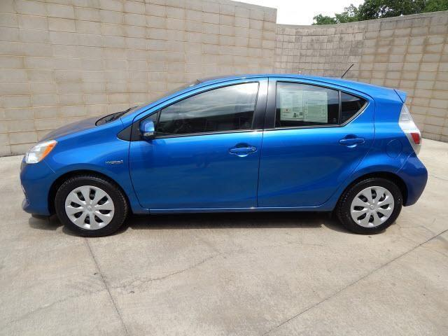 2012 Toyota Prius c One 4dr Hatchback One