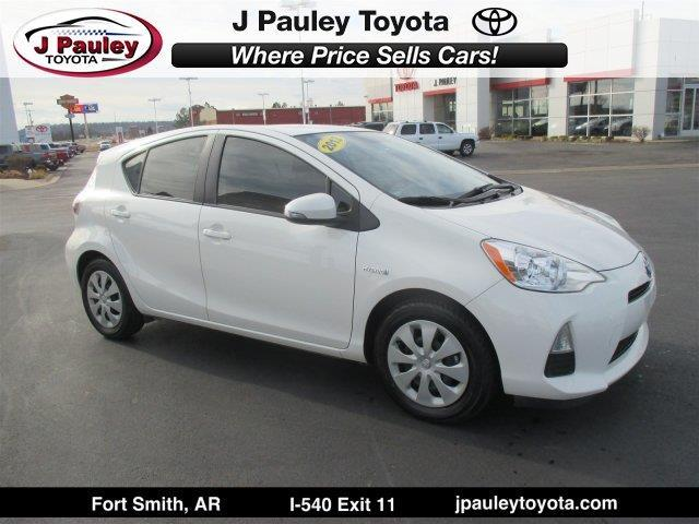 2012 Toyota Prius c One One 4dr Hatchback