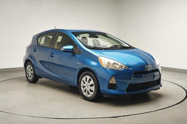 2012 Toyota Prius c Two Two 4dr Hatchback