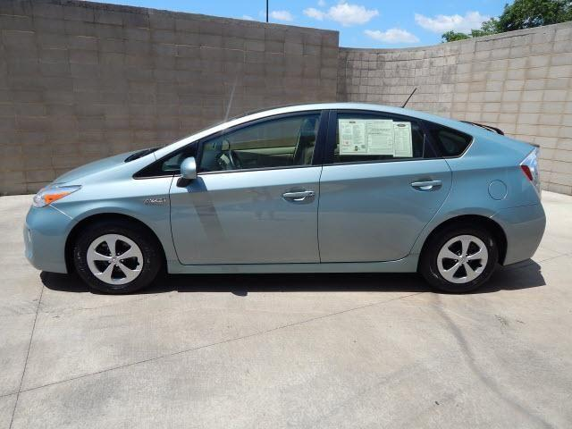 2012 Toyota Prius Four 4dr Hatchback Four