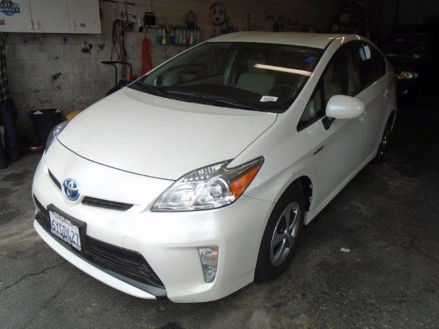 2012 Toyota Prius One One 4dr Hatchback
