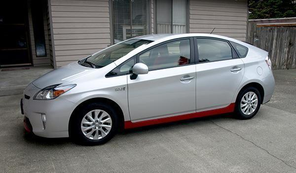 2012 toyota prius plug in hybrid nice low miles for sale in agnew washington classified. Black Bedroom Furniture Sets. Home Design Ideas