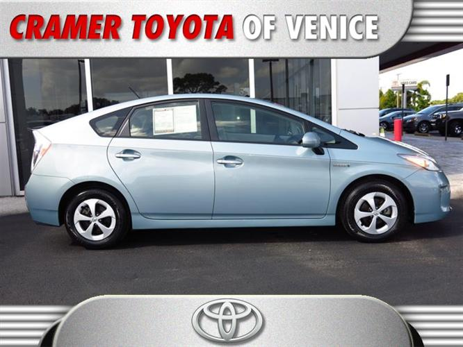 2012 toyota prius two venice fl for sale in venice florida classified. Black Bedroom Furniture Sets. Home Design Ideas