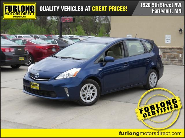 2012 toyota prius v five faribault mn for sale in faribault minnesota classified. Black Bedroom Furniture Sets. Home Design Ideas