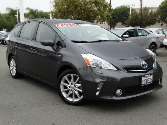 2012 toyota prius v five wagon 4d for sale in san diego california classified. Black Bedroom Furniture Sets. Home Design Ideas