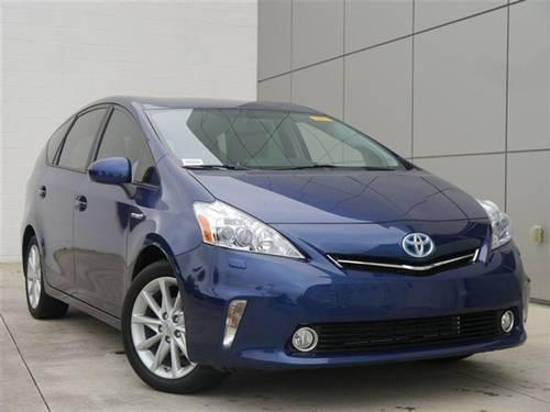 2012 Toyota Prius V Wagon 5dr Wgn Five Wagon For Sale In