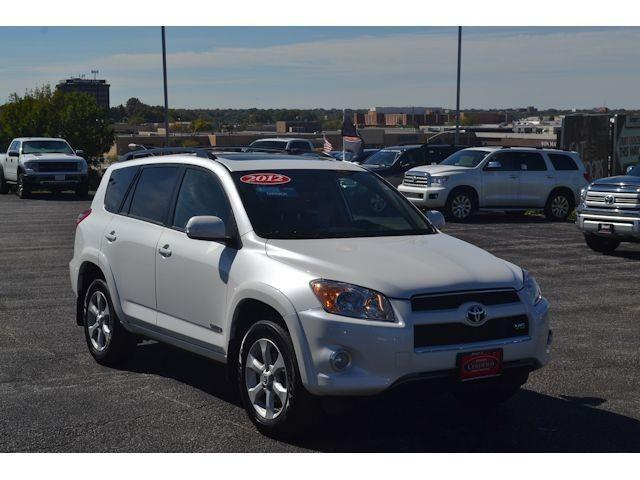 2012 toyota rav4 4x4 limited 4dr suv v6 for sale in south bend indiana classified. Black Bedroom Furniture Sets. Home Design Ideas