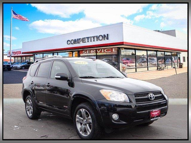 2012 toyota rav4 4x4 sport 4dr suv for sale in middle island new york classified. Black Bedroom Furniture Sets. Home Design Ideas