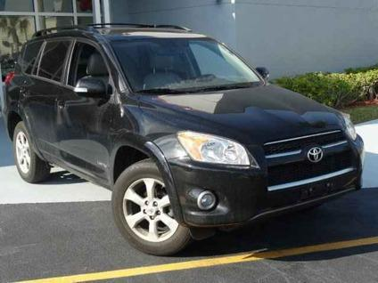 2012 toyota rav4 limited for sale in fort myers florida classified. Black Bedroom Furniture Sets. Home Design Ideas