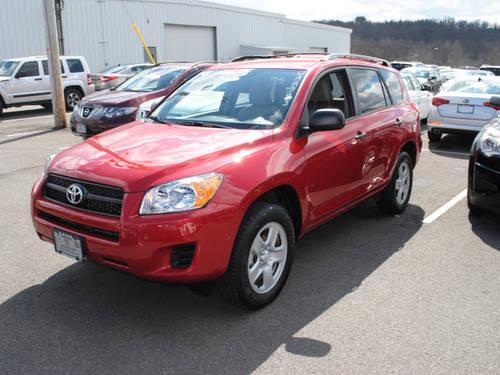 2012 Toyota RAV4 SUV 4X4 for Sale in New Hampton New York