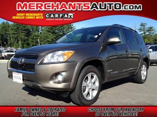 2012 toyota rav4 suv 4x4 limited 4wd for sale in manchester new hampshire classified. Black Bedroom Furniture Sets. Home Design Ideas