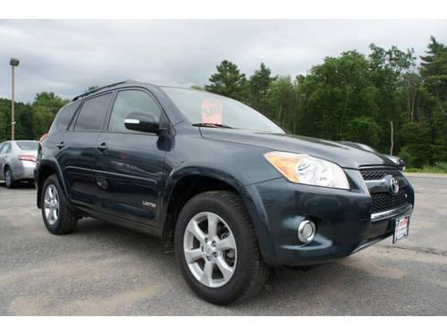 2012 toyota rav4 suv 4x4 limited for sale in raynham massachusetts classified. Black Bedroom Furniture Sets. Home Design Ideas