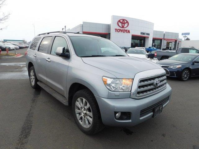 2012 Toyota Sequoia Limited 4x4 Limited 4dr SUV (5.7L V8 ...