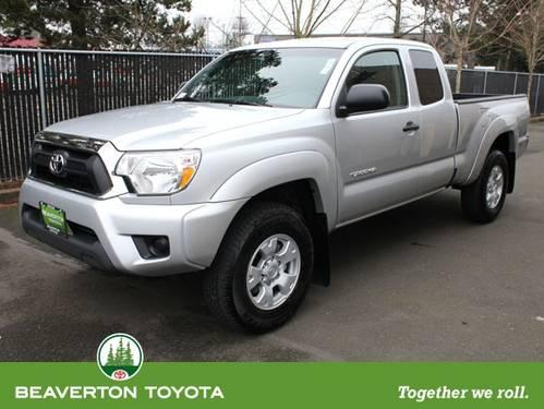 2012 toyota tacoma 4wd access cab base for sale in beaverton oregon classified. Black Bedroom Furniture Sets. Home Design Ideas