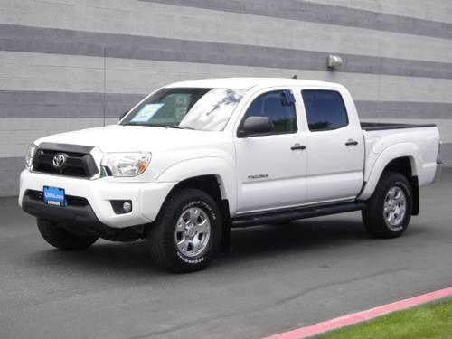 2012 toyota tacoma 4x4 double cab 127 4 in wb base v6 for sale in boise idaho classified. Black Bedroom Furniture Sets. Home Design Ideas
