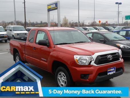 Carmax Tacoma Limited Autos Post