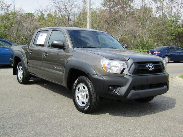 2012 Toyota Tacoma Base 4x2 Base 4dr Double Cab 5.0 ft