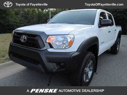 2012 toyota tacoma truck 4wd double cab v6 at 4x4 truck for sale in fayetteville arkansas. Black Bedroom Furniture Sets. Home Design Ideas