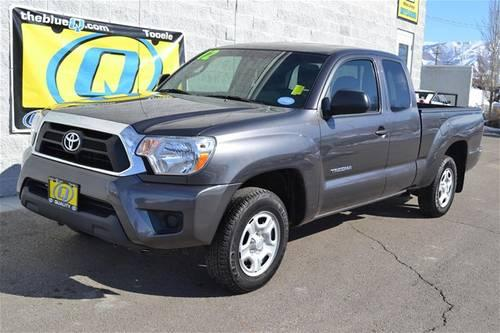 2012 toyota tacoma truck prerunner for sale in erda utah classified. Black Bedroom Furniture Sets. Home Design Ideas