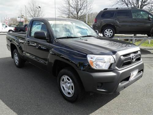 2012 Toyota Tacoma Truck Reg Cab 2wd I4 At For Sale In