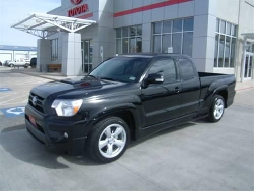2012 toyota tacoma truck x runner v6 for sale in midland texas classified. Black Bedroom Furniture Sets. Home Design Ideas