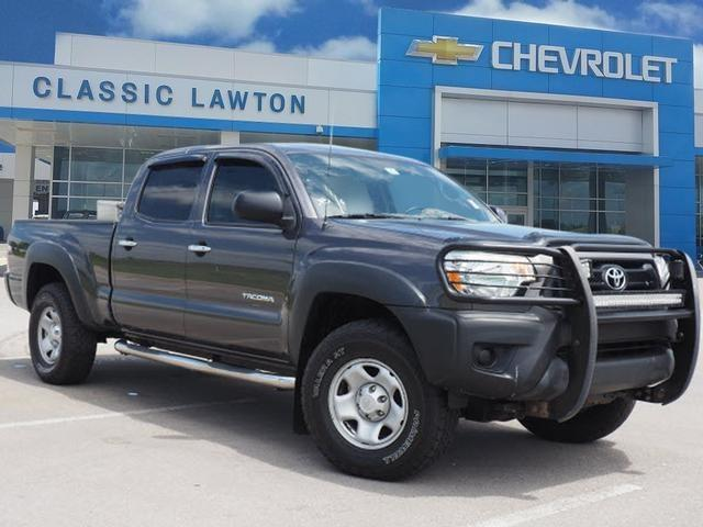 2012 toyota tacoma v6 4x4 v6 4dr double cab 6 1 ft sb 5a. Black Bedroom Furniture Sets. Home Design Ideas