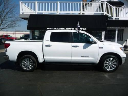 2012 toyota tundra 4wd truck limited for sale in blue ball ohio classified. Black Bedroom Furniture Sets. Home Design Ideas