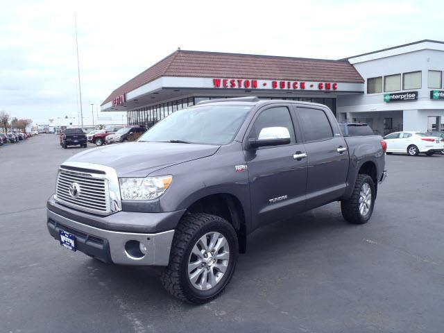 2012 toyota tundra limited 4x4 limited 4dr crewmax cab pickup sb 5 7l v8 for sale in gresham. Black Bedroom Furniture Sets. Home Design Ideas