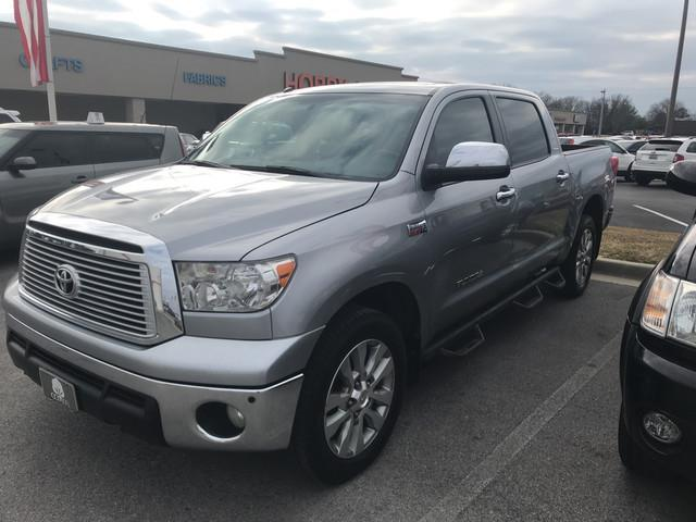 2012 Toyota Tundra Limited 4x4 Limited 4dr CrewMax Cab
