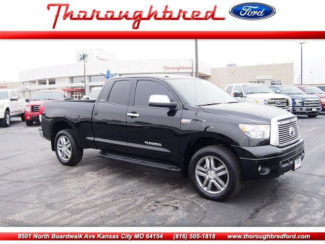 2012 Toyota Tundra Limited 4x4 Limited 4dr Double Cab