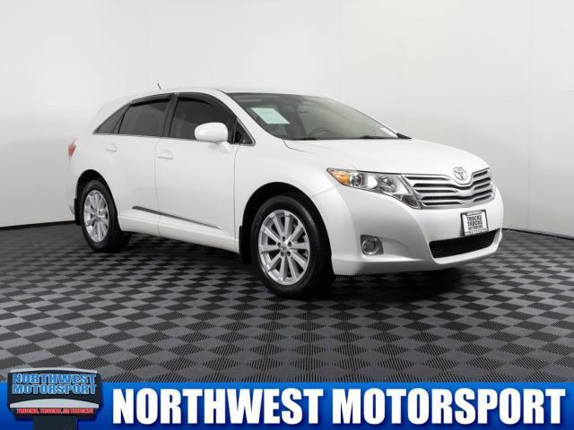 2012 Toyota Venza LE AWD LE 4cyl 4dr Crossover