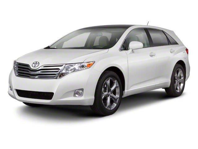 2012 Toyota Venza LE FWD LE 4cyl 4dr Crossover