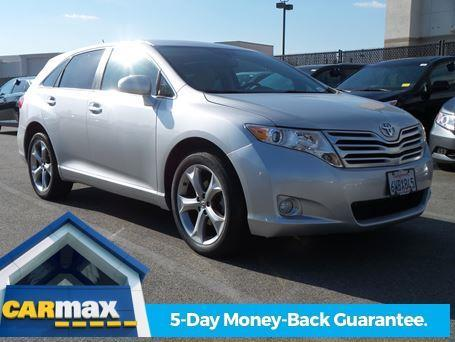 2012 Toyota Venza LE FWD LE V6 4dr Crossover