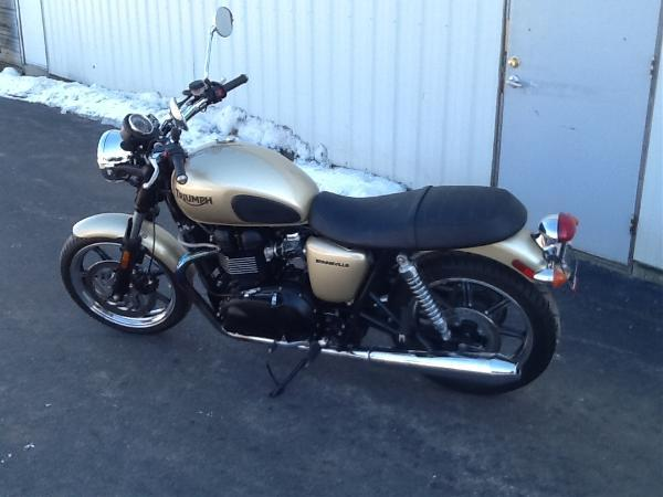 Triumph Bonneville Classifieds Buy Sell Triumph Bonneville