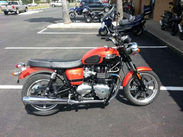 Triumph Bonneville For Sale In Florida Classifieds Buy And Sell In