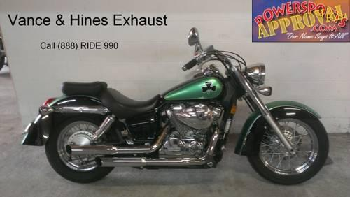 2012 Used Honda Shadow 750 Spirit Motorcycle For Sale ...