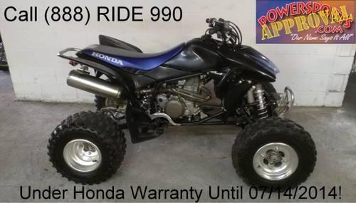 2012 used Honda TRX450ERC ATV for sale - u1527