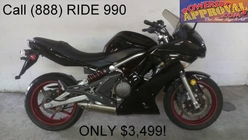 2012 used kawasaki ninja 650r motorcycle for sale u1860 for sale in sandusky michigan. Black Bedroom Furniture Sets. Home Design Ideas