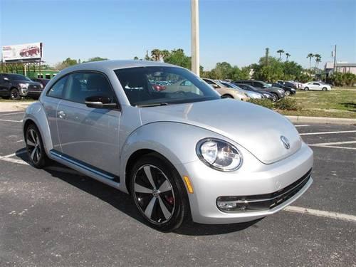 2012 volkswagen beetle 2dr cpe man 2 0t turbo pzev for sale in bradenton florida classified. Black Bedroom Furniture Sets. Home Design Ideas