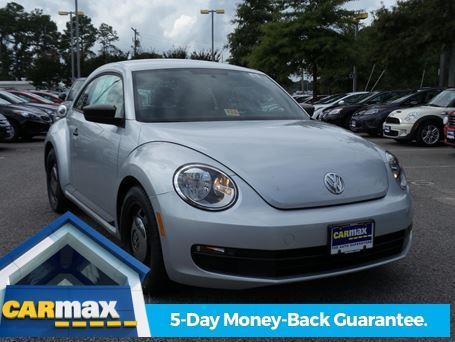 used 2012 volkswagen beetle for sale carmax autos post. Black Bedroom Furniture Sets. Home Design Ideas