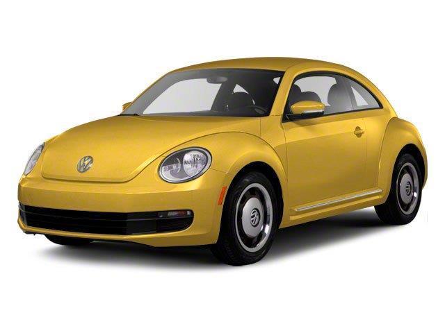 2012 Volkswagen Beetle Turbo PZEV Turbo PZEV 2dr