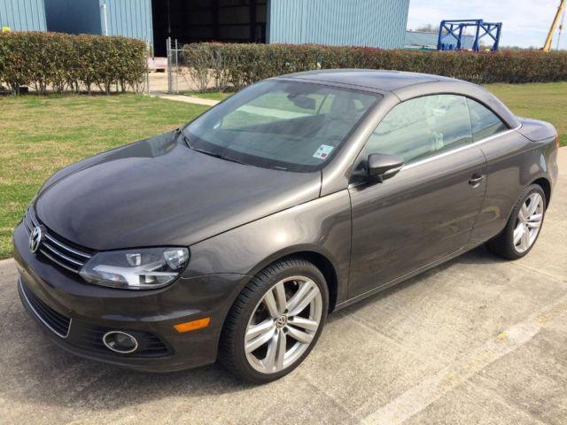 2012 volkswagen eos executive convertible for sale in hammond louisiana classified. Black Bedroom Furniture Sets. Home Design Ideas