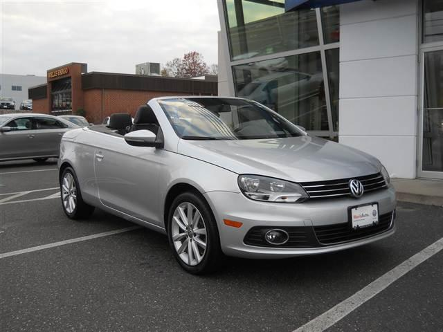 2012 volkswagen eos komfort sulev 2dr convertible for sale in oakville connecticut classified. Black Bedroom Furniture Sets. Home Design Ideas